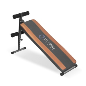 Скамья Oxygen Fitness Flat Sit Up Board