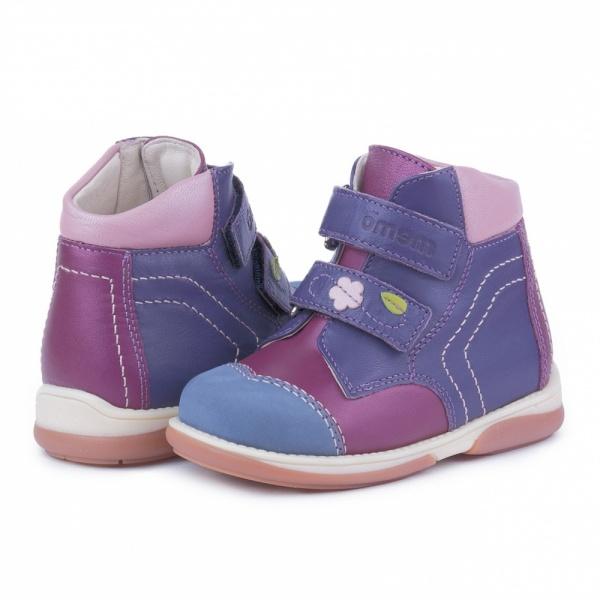 Детская ортопедическая обувь MEMO Karat розовый - доставка по Москве и  Санкт-Петербургу b408e09092462