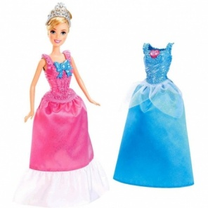 Кукла Mattel Disney Princess Золушка