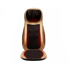 Накидка FitStudio Kneading Massage Cushion бежевая 060-030