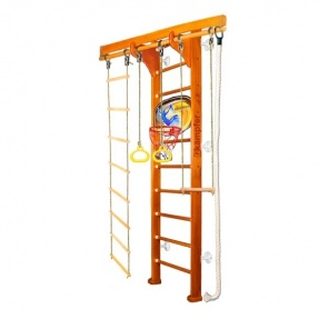 Спортивный комплекс Kampfer Wooden Ladder Wall Basketball Shield