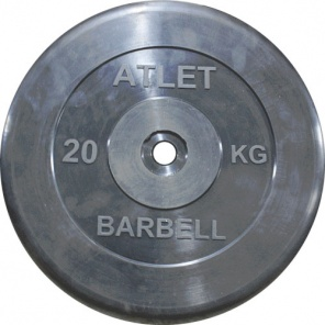 Диск MB Barbell 20 кг